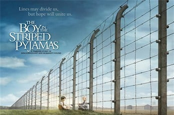 MOVIE REVIEW THE BOY IN STRIPED PAJAMAS