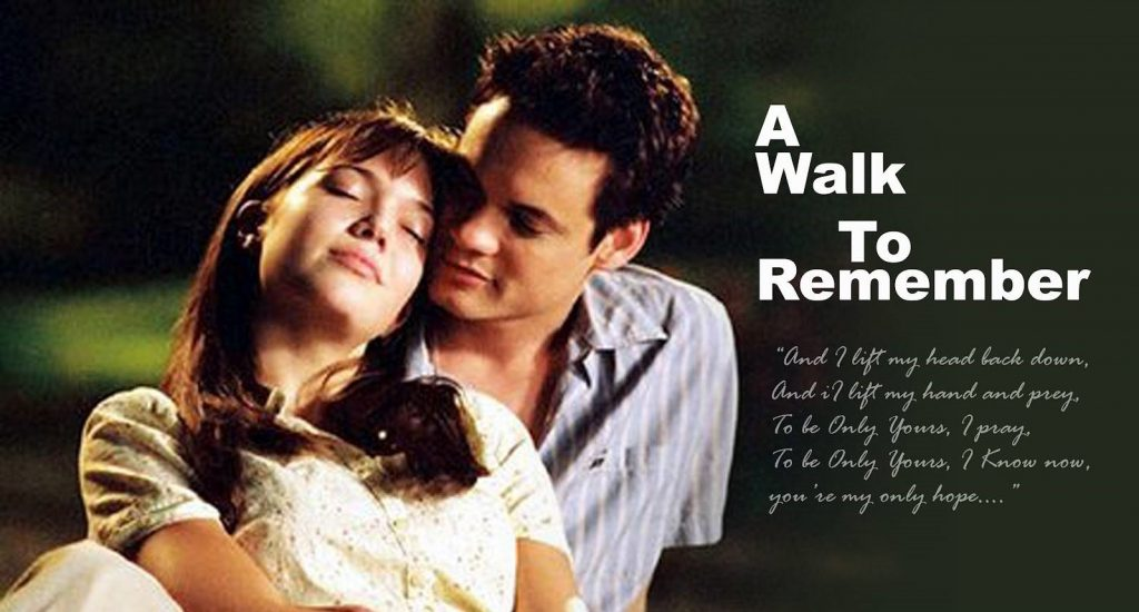 Book Review A Walk To Remember