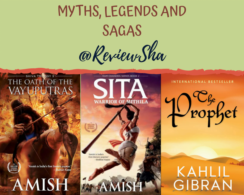 Best Fiction to Read: Myths, Legends and Sagas