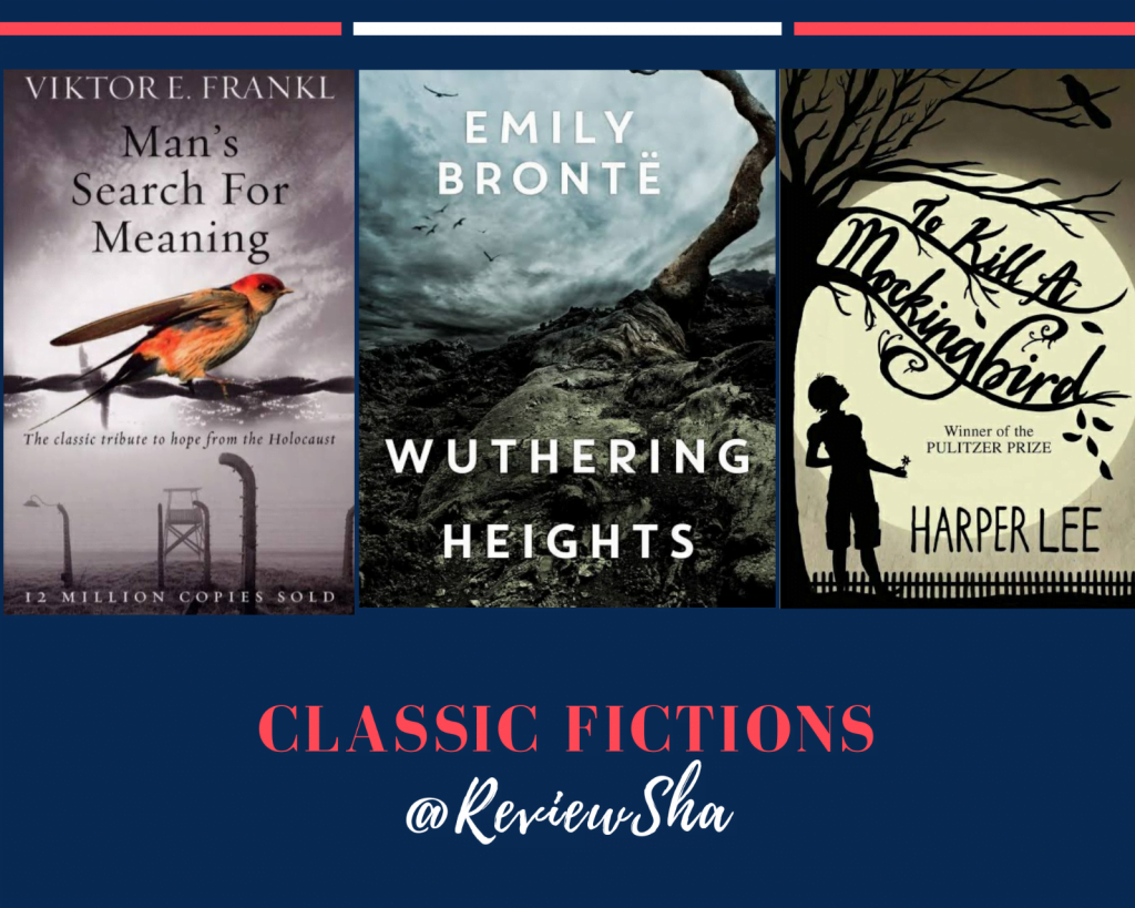 BEST BOOKS TO READ: CLASSIC FICTIONS