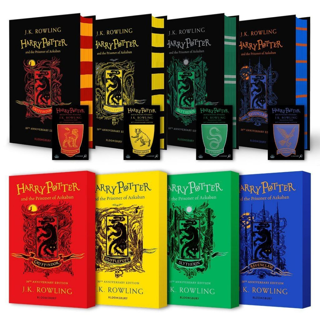 Best books to read Harry Potter: House Edition Books