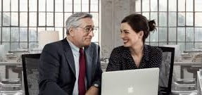 The Intern 2015 movie review