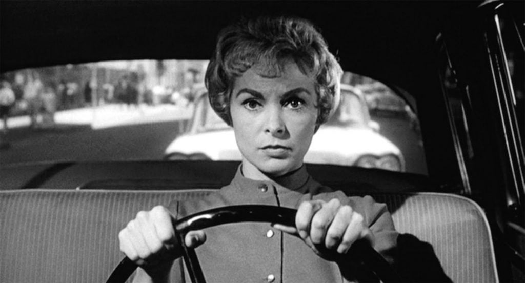 Psycho (1960): Marion Crane (Janet Leigh)
