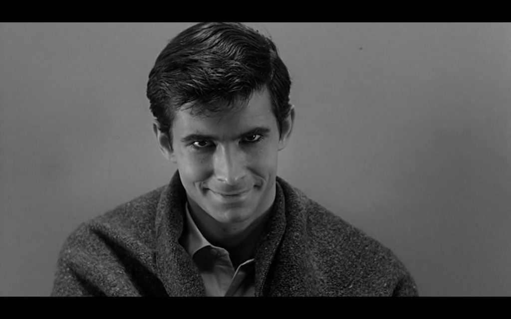 Psycho (1960): Norman Bate (Anthony Perkins)