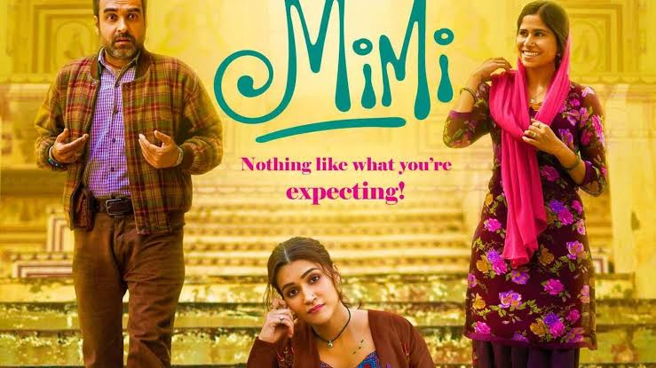 All you need to know about Mimi movie 2021 on Netflix