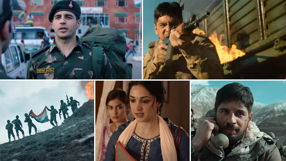 Shershaah Movie Review: Is Shershaah actually worth the Hype?