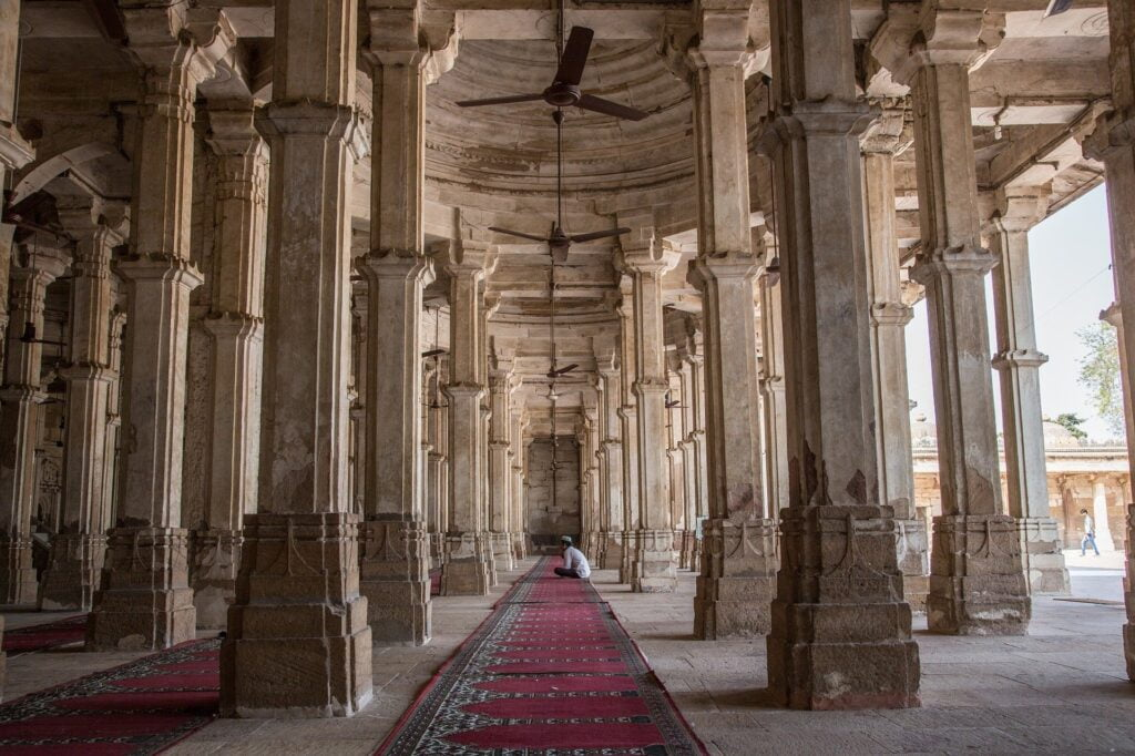 Bleisure Travel 2021: All you need to know about Bleisure Travel Trends: Rani Sipri's Mosque: Gujrat